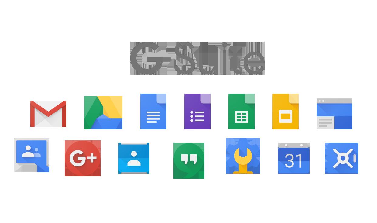 G-suite الشركات الصغيرة والمتوسطة